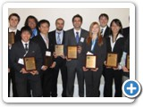 2011 - Grand Prize and Second Place Teams - University of Waterloo & Imperial College