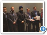 2013 Contest - Second Place Team - University of Birmingham